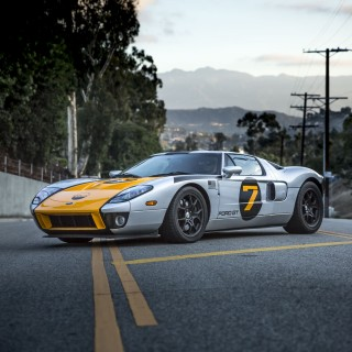 Gallery Behind The Scenes On Camilo Pardos Ford Gt Film Shoot