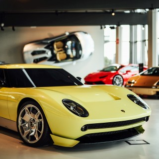 GALLERY: Lamborghini Doesn't Have Your Average History Museum