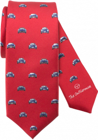 The Vintage Race Tie