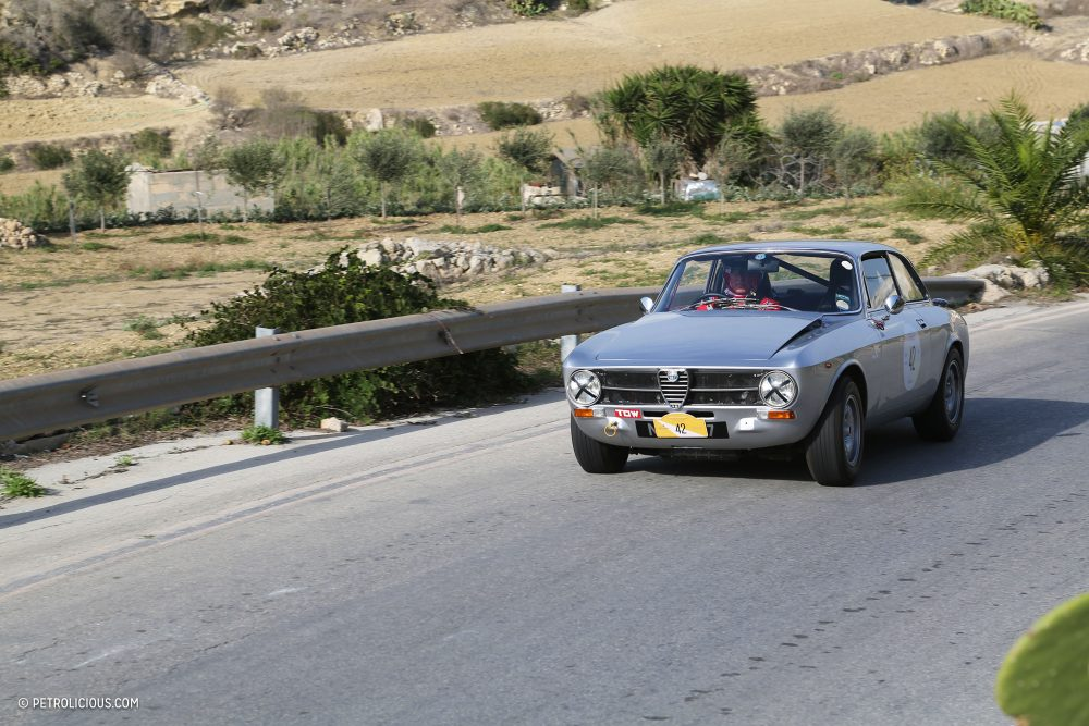Vintage Cars Race Through Mediterranean Beauty At The Malta Classic ...