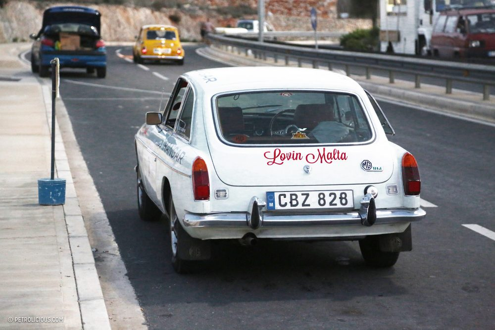 Vintage cars race through mediterranean beauty at the malta tags classic cars malta classic sciox Images