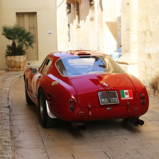 Vintage Cars Race Through Mediterranean Beauty At The Malta Classic