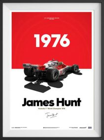 McLaren / James Hunt Collection