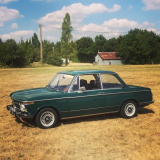 Leap Of Faith: Diving Into Classic Car Glory With A BMW 2002