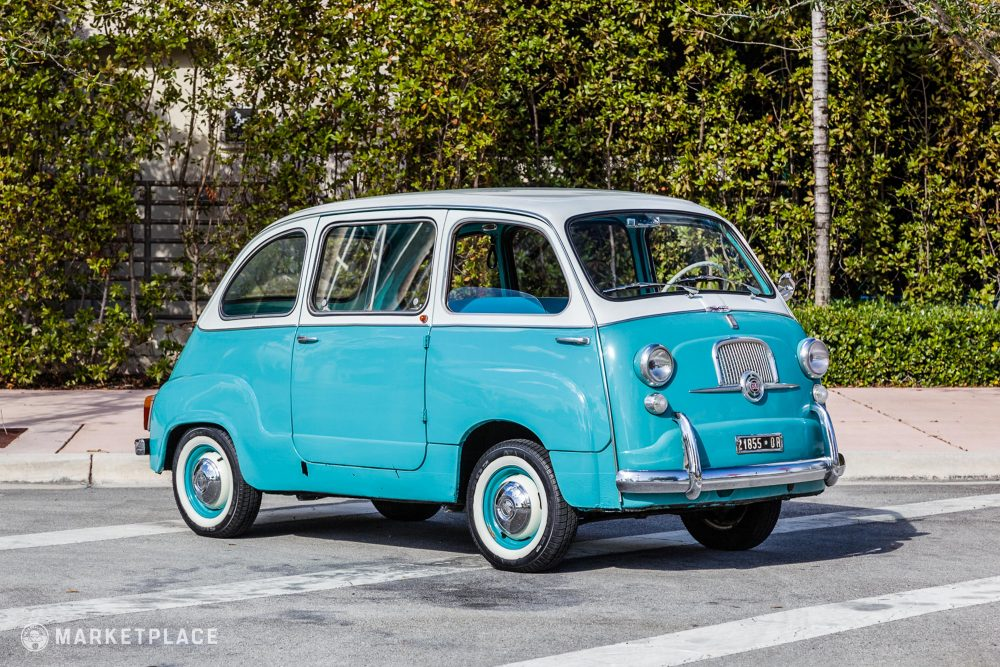 Fiat 600 for sale in usa