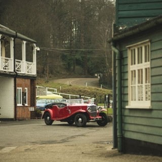 Brooklands Is Pure British Racing Pedigree