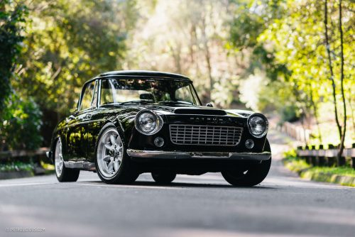This Datsun Roadster Has A New And Quite A Few Stories ... on