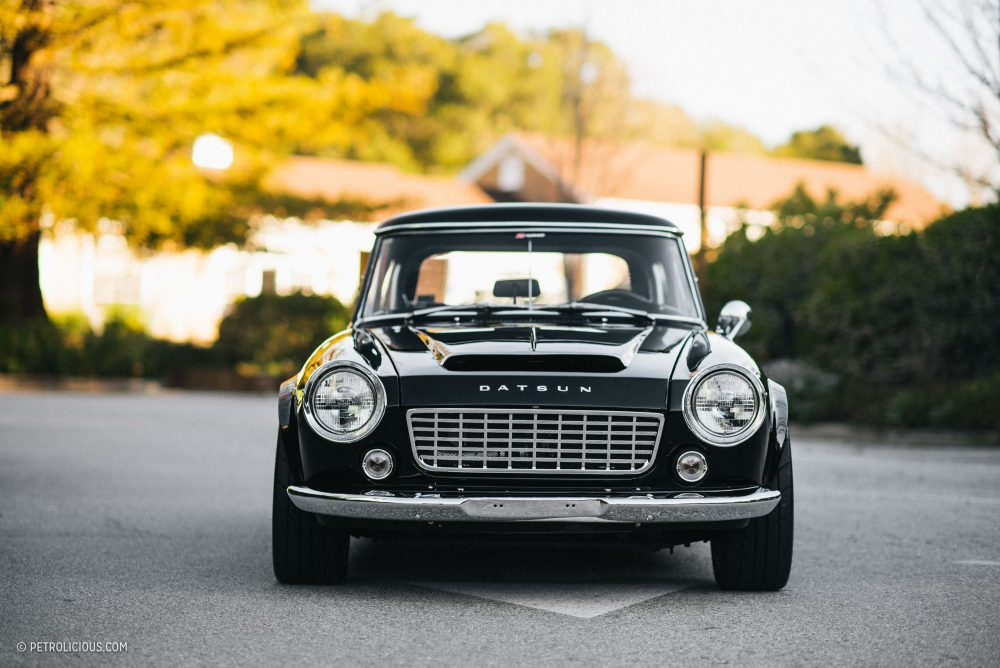 This Datsun Roadster Has A New Heart And Quite A Few Stories
