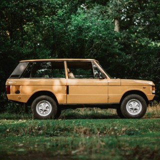 GALLERY: Behind The Scenes On Our 1981 Range Rover Film Shoot