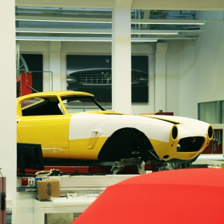 Ferrari Classiche Department Restores Rarities In The Storied Town Of Maranello