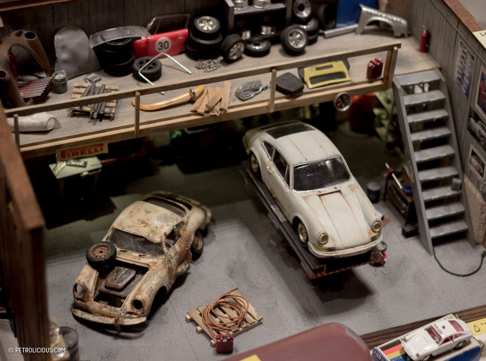 Reflecting on Collecting At The L A  Porsche Literature And