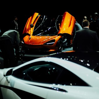GALLERY: The Flowing Form Of McLaren's 720S
