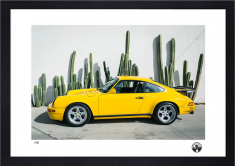 Petrolicious Official Print – RUF CTR Yellow Bird 911