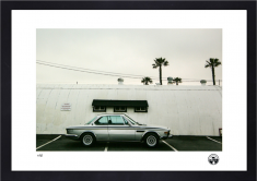 Petrolicious Official Print – BMW CSL 3.0