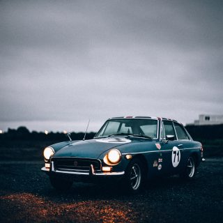 GALLERY: Behind The Scenes On Our MGB GT Film Shoot