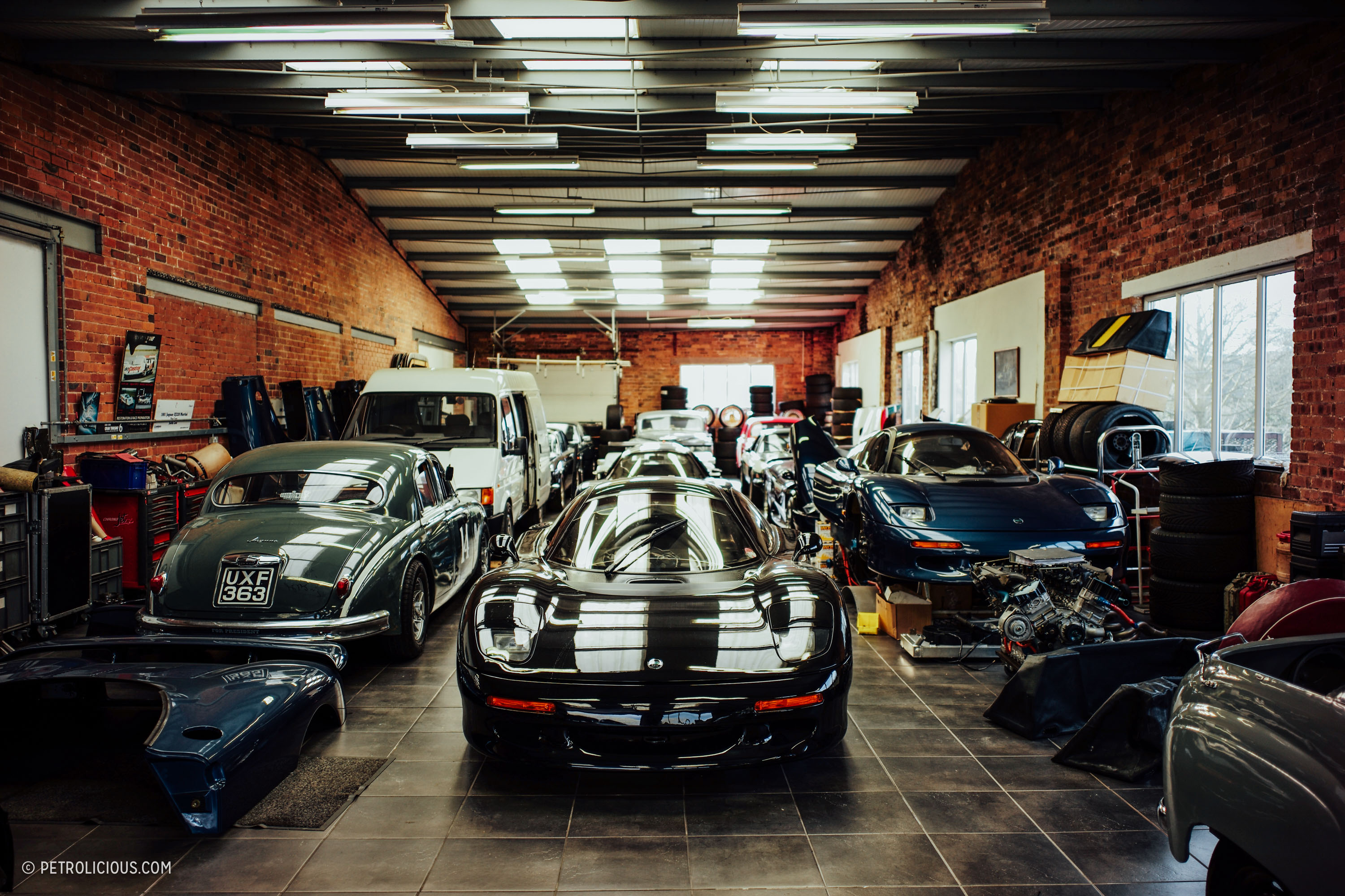 Inside Don Law Racing: Where Jaguar's Heritage Will Never Die