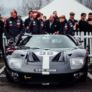 GALLERY: 75 Photos From The 75th Goodwood Members' Meeting
