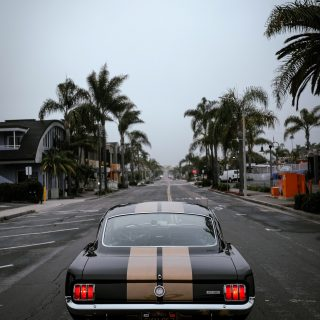 I 'Rented' A Shelby GT350 Hertz For A Saturday Drive In San Diego