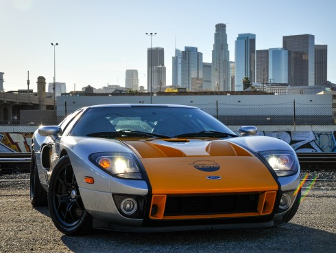 Camilo Pardo 2005 Ford GT Signature Series