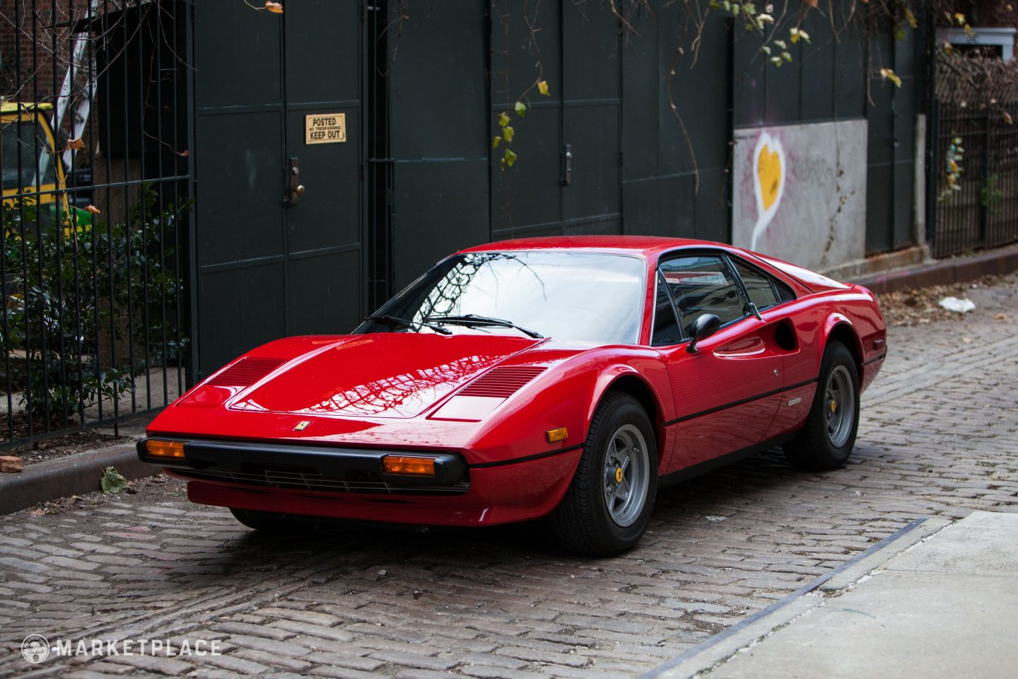 12k mile 1979 ferrari 308 gtb petrolicious. Black Bedroom Furniture Sets. Home Design Ideas