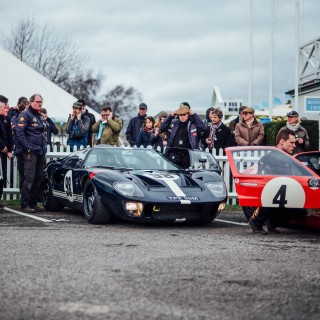 Ford GT40 Pilot Jim Farley Explains The Difference Between American And European Historic Racing
