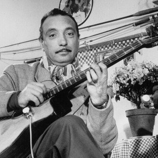 The Unfortunate Fate Of Jazz Legend Django Reinhardt's Dodge