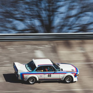 The Coupes de Printemps Is A Prime Place To See Vintage Cars Lapping Hallowed Ground