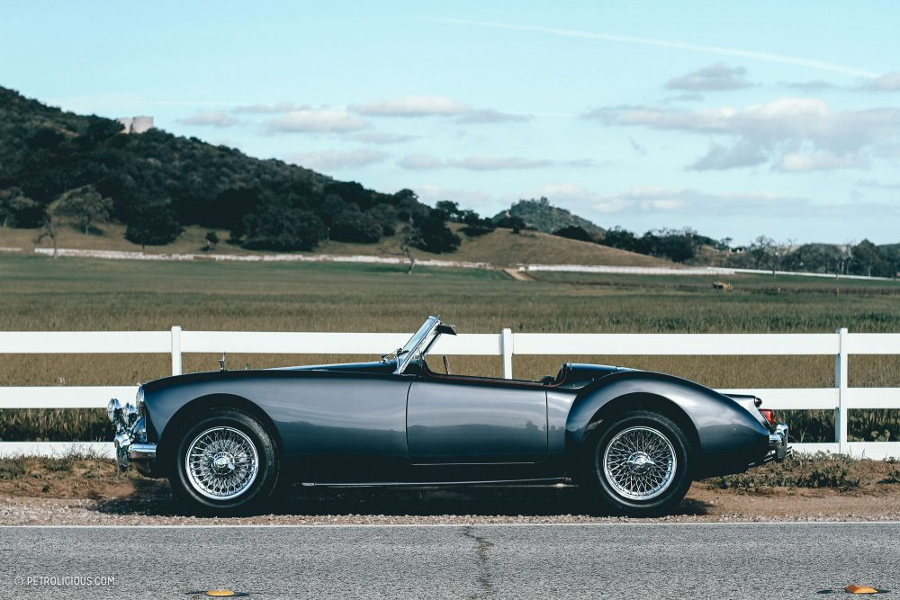 Helen's Wheel: This MGA Kept A Grieving Gearhead Engaged