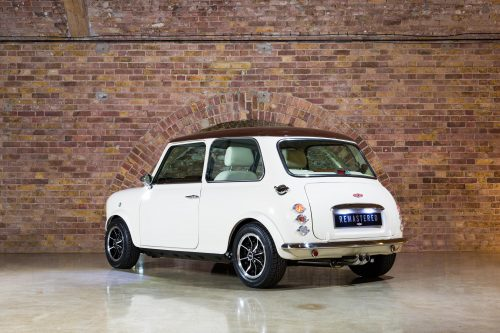 David Brown Automotive Will Build You An All New Classic Mini