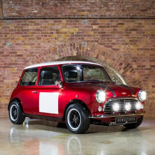 David Brown Automotive Will Build You An All-New Classic Mini