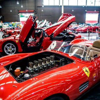 The Gosford Classic Car Museum Is Home To Vibrant Variety