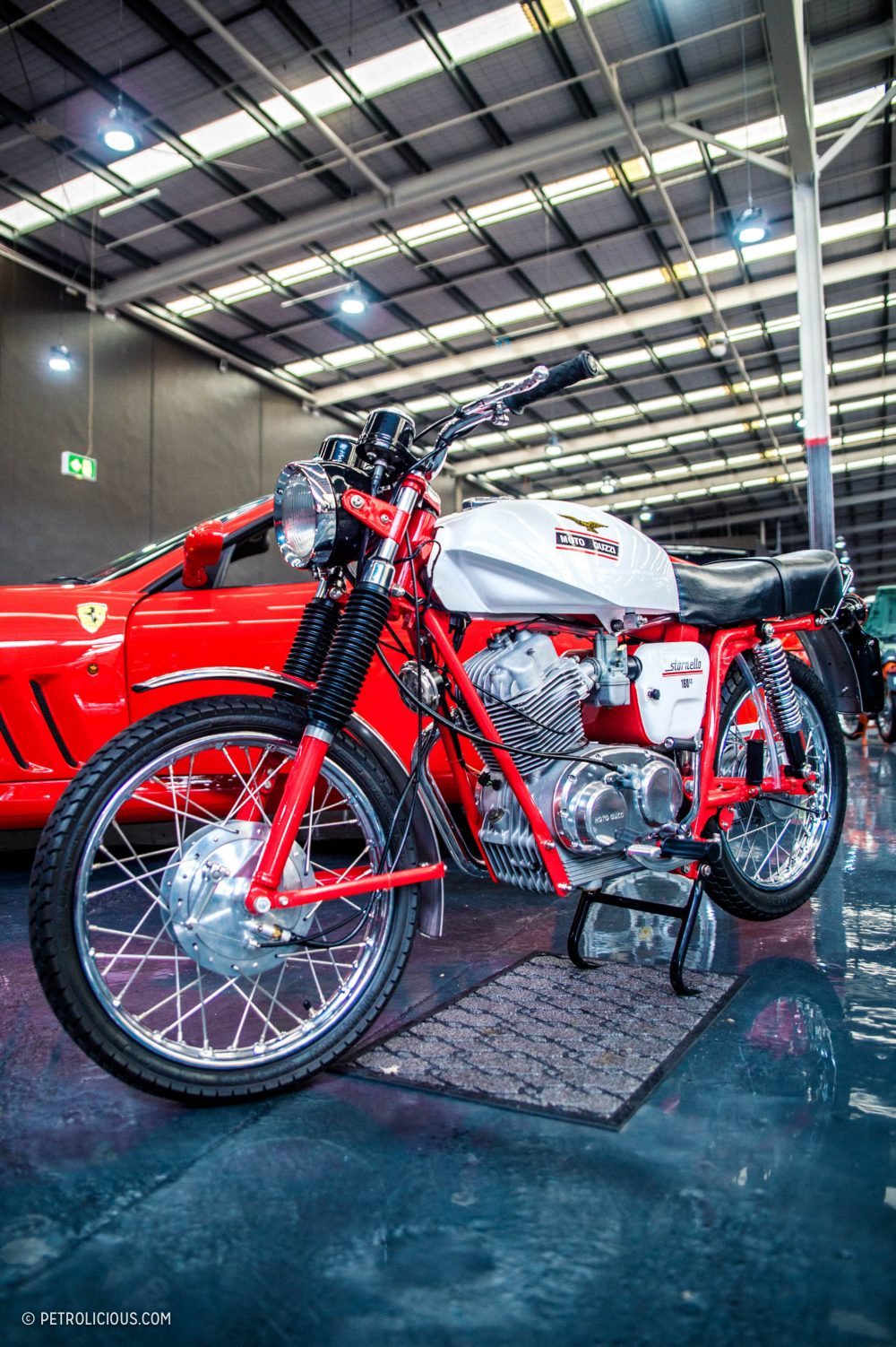 the gosford classic car museum is home to vibrant variety away in private garages around australia it s nice to finally see a large portion of them on public display under one roof for everyone to enjoy