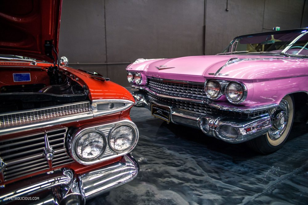 The Gosford Classic Car Museum Is Home To Vibrant Variety • Petrolicious