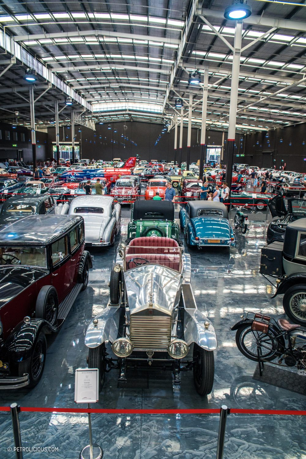 The Gosford Classic Car Museum Is Home To Vibrant Variety - Classic car museums in usa