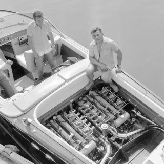 Twin Lamborghini V12s Produce Over 650 Horsepower In The Fastest Riva Aquarama Ever Built