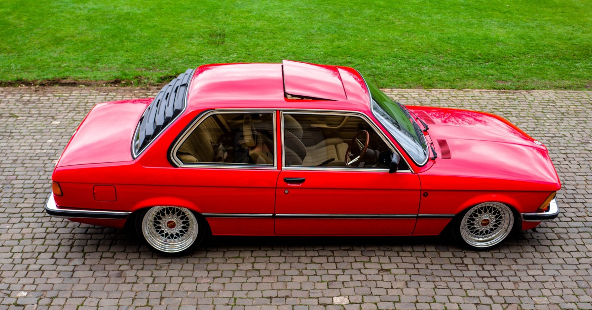 This Custom Bmw E21 Is Breaking The Mould In More Ways