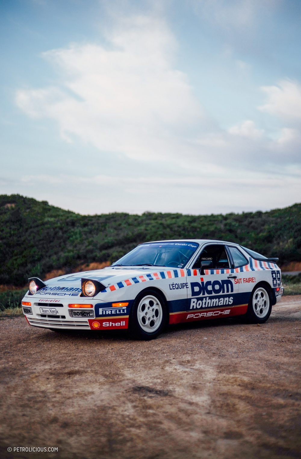 This 944 Turbo Cup Car Is Provenance Preserved • Petrolicious