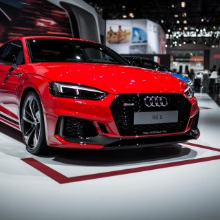 GALLERY: Highlights From The New York International Auto Show