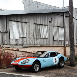 This Marcos GT Has Plenty Of Joy Left To Give