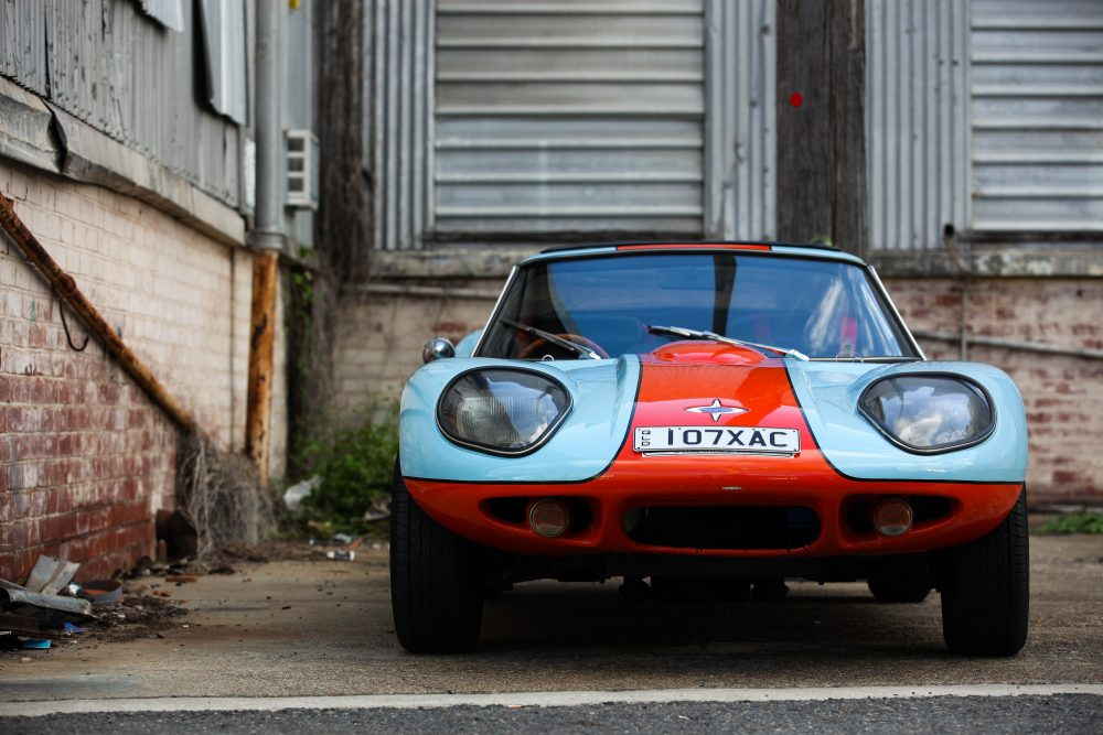 This Marcos GT Has Plenty Of Joy Left To Give • Petrolicious
