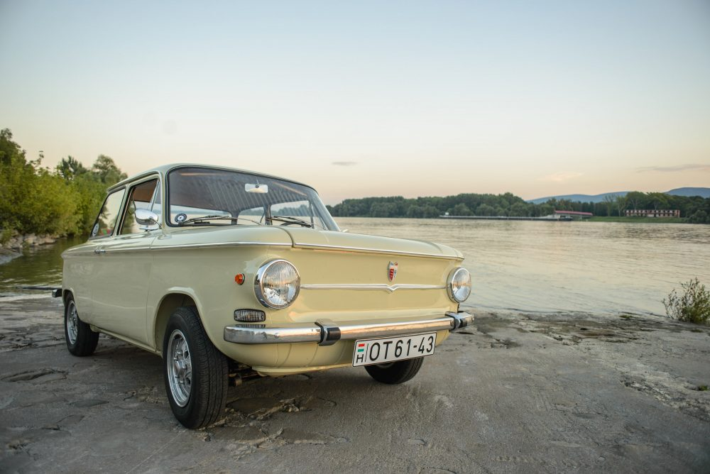 This Restored NSU Prinz 4 Is Still Rolling Its Odometer Around ...