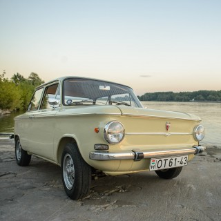 This Restored NSU Prinz 4 Is Still Rolling Its Odometer Around Europe
