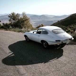 This Hand-Me-Down Jaguar E-Type Hauls 50 Years Of Family Fidelity