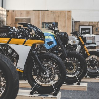 The Upcoming Bike Shed London 2017 Will Be Stuffed With Custom Motorcycles