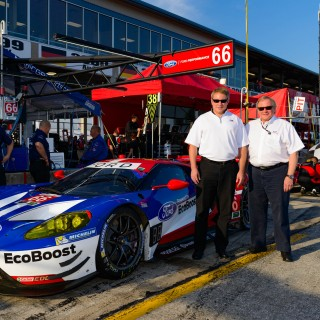 Edsel and Henry Ford Share Thoughts On FoMoCo, Le Mans, The GT40, Ken Block, And More