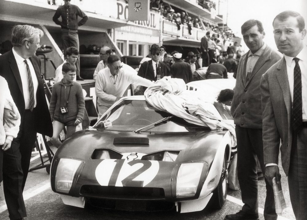Edsel and Henry Ford Share Thoughts On FoMoCo, Le Mans, The
