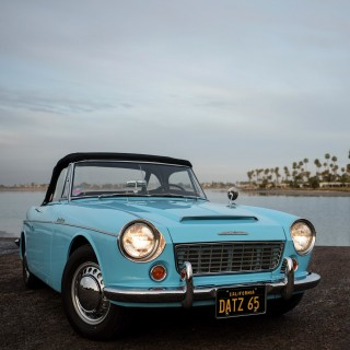 This Datsun Fairlady 1500 Is Helping One Nissan Designer Stay In Touch With His Past