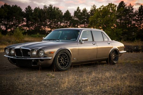 This Jaguar Has Been Engineered To Go Sideways Petrolicious