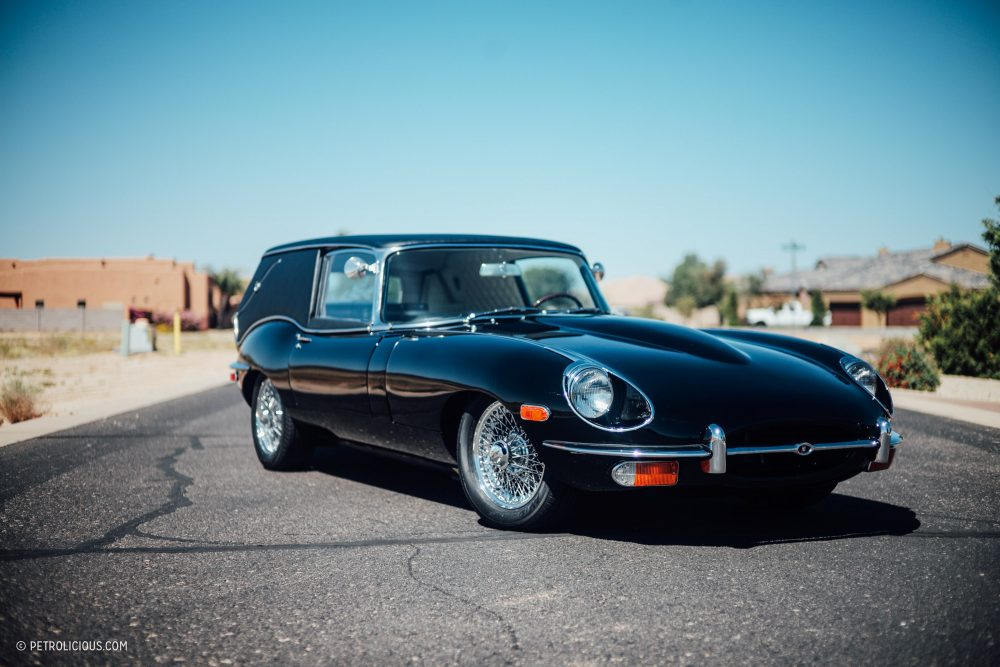Building The Harold And Maude Jaguar E Type Hearse Was Quite The Undertaking Mercedes Benz