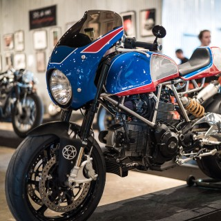 GALLERY: Individuality Is The Ethos Of The Handbuilt Motorcycle Show
